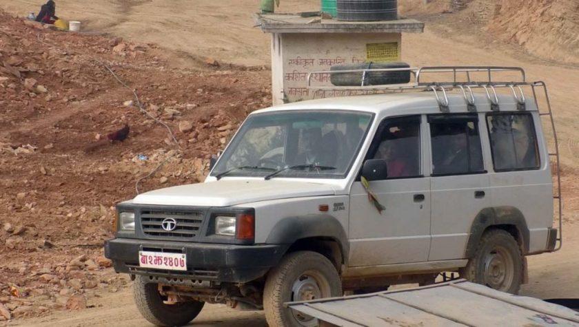 उपप्रमुखद्धारा सरकारी गाडीको चरम दुरुपयोग