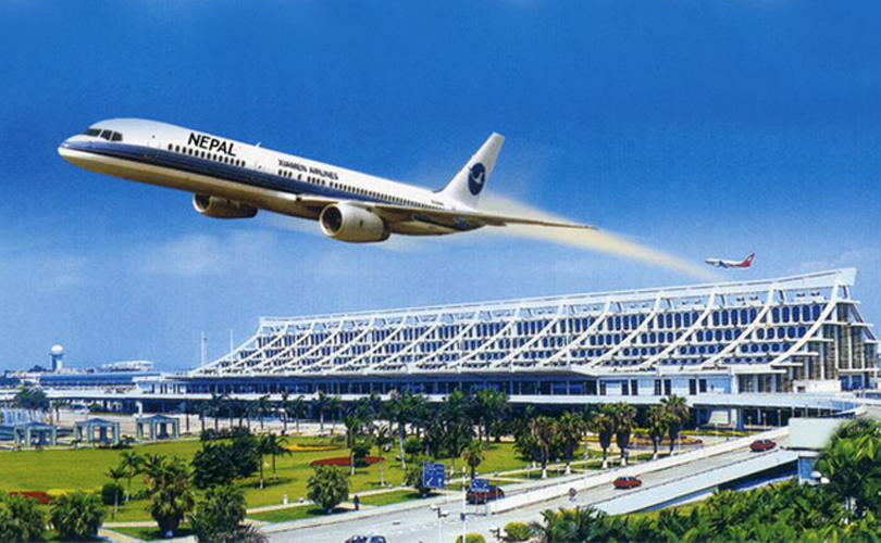 पोखरा अन्तर्राष्ट्रिय विमानस्थलको काम ५९ प्रतिशत सकियो